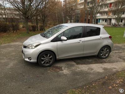 gebraucht Toyota Yaris style 1.33 5-D 6400 mil -12