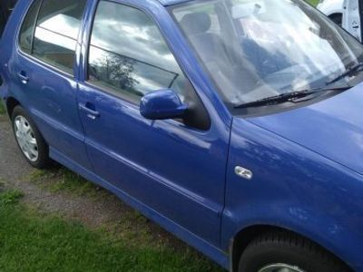 brugt VW Polo 1,4 -01