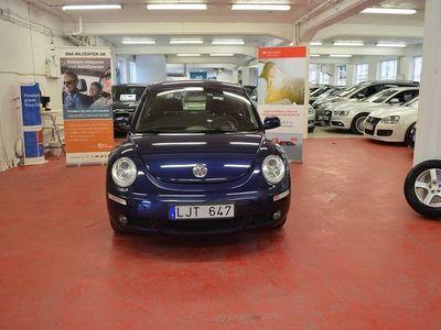 gebraucht VW Beetle New1.6 Comfort Ny Servad 0%Ränta Ny Besiktad