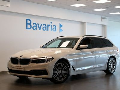 begagnad BMW 530 i xDrive Touring Sport Line Aut Nypris 628.400:-
