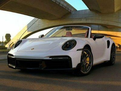 begagnad Porsche 911 Turbo S Cabriolet 992 650hk