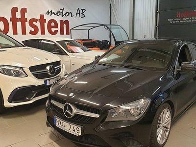 begagnad Mercedes CLA250 7G-DCT Euro 6 211hk