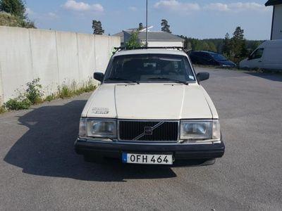 brugt Volvo 240 GL -89