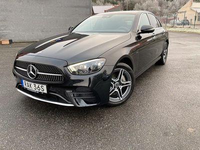 begagnad Mercedes E300 E4MATIC SEDAN //DEMOBIL//AMG//FACELIFT//