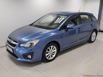 begagnad Subaru Impreza 1.6i Sport