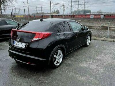 begagnad Honda Civic 5DR