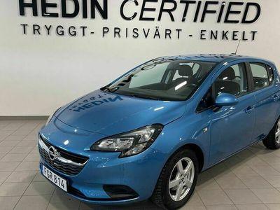 begagnad Opel Corsa Opel Corsa 5-dörrar 1.4 90hk Lågmilad
