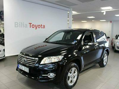 begagnad Toyota RAV4 2.0 Manuell Business