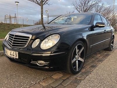 brugt Mercedes 350 E-KLASSAvantgarde Lågmil 7G-tronic