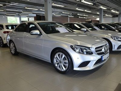begagnad Mercedes C220 d Avantgarde, COMAND Online, Backkamera,