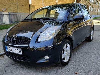 begagnad Toyota Yaris 1,3 6-väx S/V-hjul S&B2020 Dec