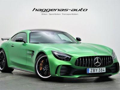 usata Mercedes AMG GT R 585hk / Svensksåld / Track Pack