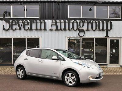 begagnad Nissan Leaf 24kWh Navi Backkamera 100% Elbil