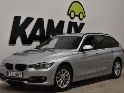 begagnad BMW 320 d xDrive Touring H/K D-värm Sportline 184hk