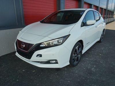 begagnad Nissan Leaf Tekna MY19 40 KWH -19
