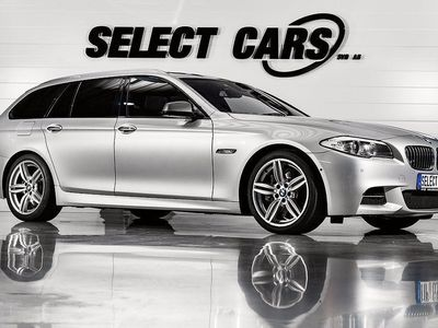 begagnad BMW M550 d xDrive Touring Steptronic Euro 6 3