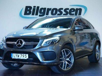 begagnad Mercedes GLE500 4MATIC