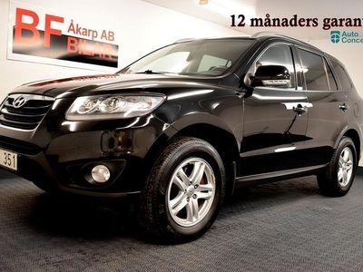 """begagnad Hyundai Santa Fe 2.2 CRDi 4WD """"Automat"""""""
