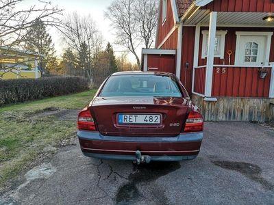 begagnad Volvo S80