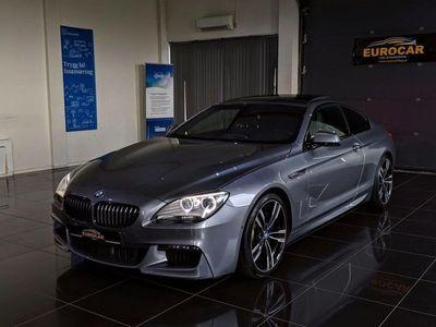 begagnad BMW 650 i xDrive Coupé M Sport Panorama 408hk