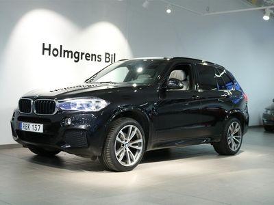 begagnad BMW X5 30d M-SportInnovationDragKomfortstol