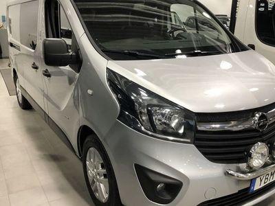 begagnad Opel Vivaro 1.6 BITURBO (140hk)