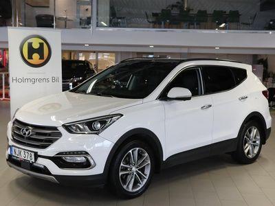 begagnad Hyundai Santa Fe 2.2 CRDi-R A6 PremiumPlus-5 -16