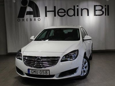 begagnad Opel Insignia Business 4x4, -14