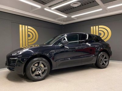 begagnad Porsche Macan S Diesel (258hk) M-värm / Rattvärme / Panorama