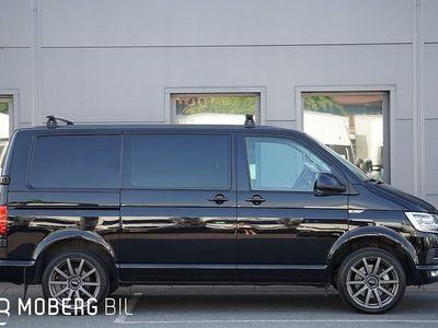 begagnad VW Transporter Kombi 2.0 TDI 4M 204hk Drag