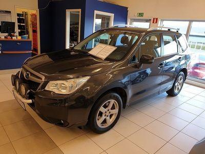 usata Subaru Forester 2.0D XS MT 4WD 150hk -14