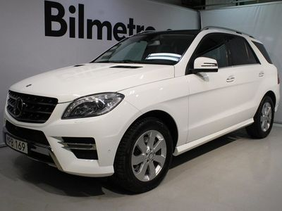 begagnad Mercedes ML350 BlueTEC 4M AMG