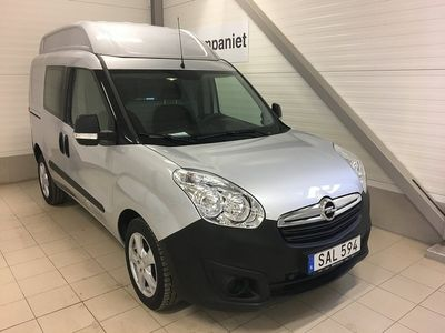 gebraucht Opel Combo L1H2 1.6 CDTI Manuell, 105hk -16