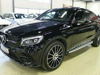begagnad Mercedes 220 GLC Benzd Coupé 4M 9G AUT PANORAMA EU6 2018, SUV Pris 399 900 kr