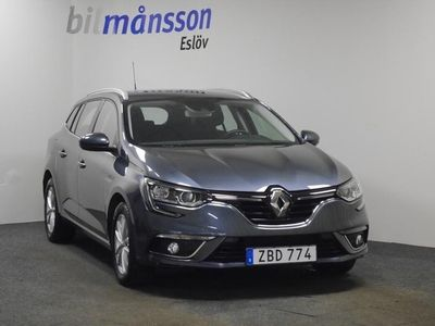 used Renault Mégane GrandTour 1,2 Energy TCe 130 Zen ST