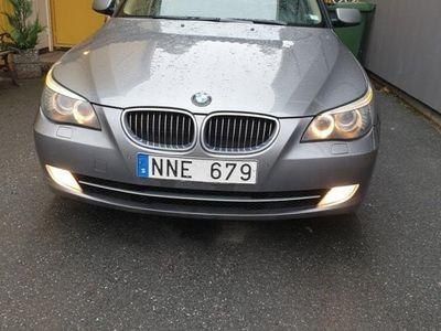 begagnad BMW 525 d xDrive - Bra pris
