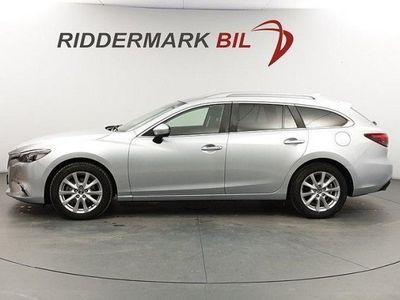 begagnad Mazda 6 2.2 DE AWD NAVI/ EU6