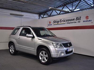 begagnad Suzuki Grand Vitara 3-dörrar 1.6 VVT 4WD