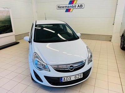 begagnad Opel Corsa 5-d 1.2 Enjoy 85hk