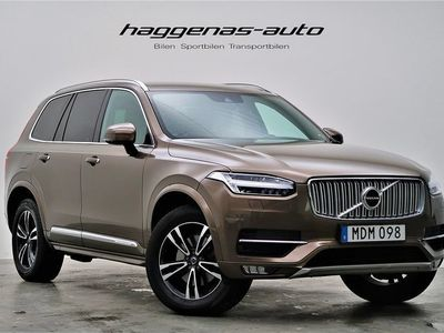 begagnad Volvo XC90 D5 AWD / Inscription / VOC / Navi -16