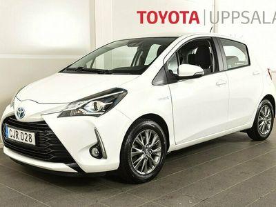 begagnad Toyota Yaris 1,5 Elhybrid Active