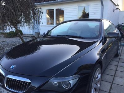 begagnad BMW 650 i e63 2005-08-30 -06
