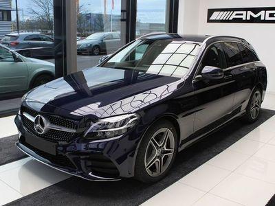 used Mercedes C200 D KOMBI AUT. FLEET
