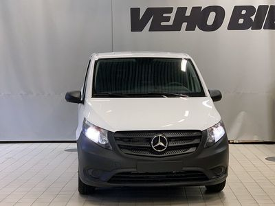 begagnad Mercedes Vito 116 Skåp Lång