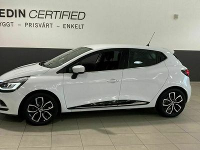 begagnad Renault Clio INTENS TCE 90HK VINTERHJUL