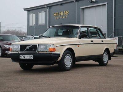 usado Volvo 240 KANONSKICK -88