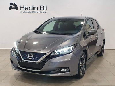 begagnad Nissan Leaf 40kWh N-CONNECTA