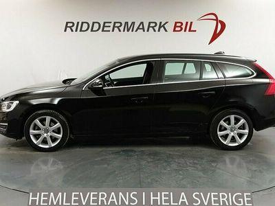 begagnad Volvo V60 D3 Momentum Voc Fullservad Eu6 150hk