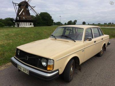 used Volvo 240 244 -1976 Originalskick, skattefri