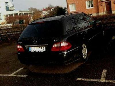 begagnad Mercedes E320 CDI Avantgarde -05